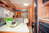 Luxury Motorhome — Stock Photo