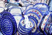 Coloridos platos — Foto de Stock