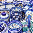 Stoneware Products, Poland — Stock Photo
