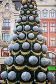 Christmas in Wroclaw, Poland — Foto Stock