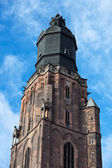 Detail of Town Hall in Wroclaw, Poland — Stock Photo