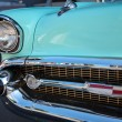 Front Detail of American Classic Car — Stock Photo #40813355