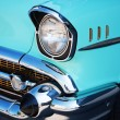 Front Detail of Vintage Car — Stock Photo #40813391