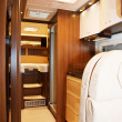 Stock Photo: Interior of Recreational Vehicle