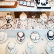Boutique with Jewelry — Stock Photo