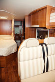 Interior of Recreational Vehicle — Stock Photo