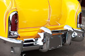 Tail Light and Fin of a Classic Car    — Stock Photo