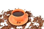 чашка кофе — Stock Photo