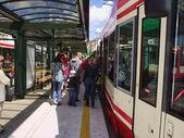 Tram — Foto Stock