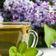 Stockfoto: Herbal tea