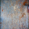 Stock Photo: Grunge paited wall