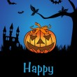 Happy Halloween — Vector de stock #22503515