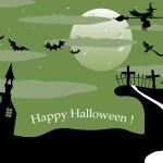 Happy Halloween — Stock Vector #22604797