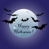 Veselý halloween — Stock vektor