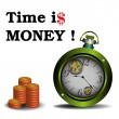 Time is money — Stock Vector #23532385