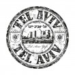 Royalty-Free Stock  : Tel Aviv grunge rubber stamp