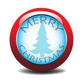 Christmas symbol — Stock Vector