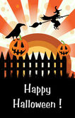 Happy halloween — Stockvektor