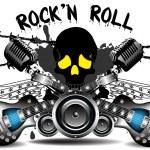 Rock'n Roll — Stock Vector #26134989