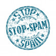 Stop spam — Stock Vector #27629229