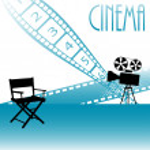 Cinema background — Stock Vector #27940079