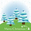 Merry Christmas — Stock Vector #27940581