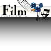 Cinema and movie festival — Stock Vector