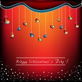 Happy Valentine's Day — Stockvektor