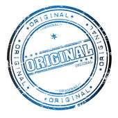 Original grunge rubber stamp — 图库矢量图片