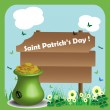 Saint Patrick's Day — Stock Vector