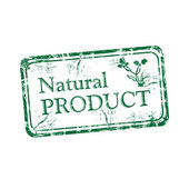 Natural product — Stock Vector