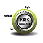 Risk management — Stock Vector