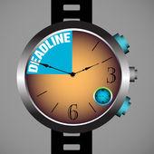 понятие крайнего срока — Cтоковый вектор