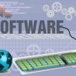 Software — Vector de stock #40361961