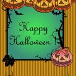 Happy Halloween — Stock Vector