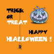 Trick or Treat — Stock Vector #41103933