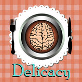 Delicacy — Vecteur