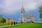 Vladimir-antika staden i ryssland — Stockfoto