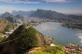 Rio de Janeiro hills — Stock Photo
