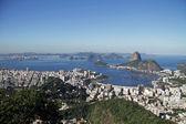 Sugarloaf in Rio de Janeiro — Stock Photo