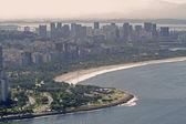 Waterfront of rio de janeiro — Stock Photo