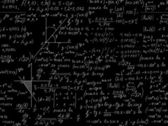 Mathematical seamless pattern. — Stock Vector