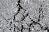 Grunge asphalt texture — Stock Photo