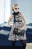 Modelo de moda — Foto Stock