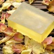 Natural soap — Stock Photo #22475977