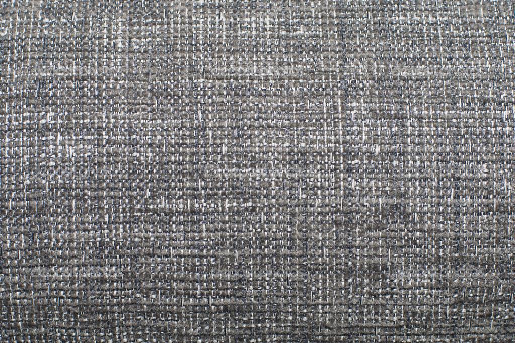 Tessuto grigio texture, sfondo di panno — Foto Stock ...