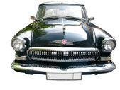 Retro coche — Foto de Stock