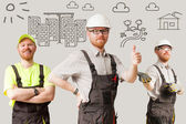 Project Engineers — Stock Photo