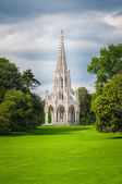 Monument of King Leopold I at park in  Brussels, Belgium — Stock Photo