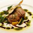 Fillet steak starter — Photo